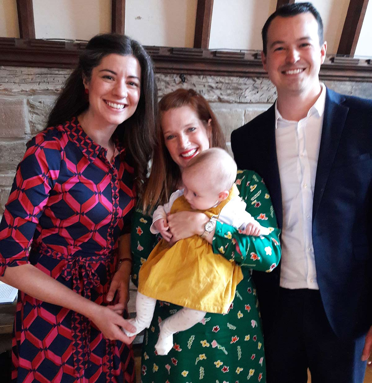 Humanist Naming Ceremony with Laura Gimson