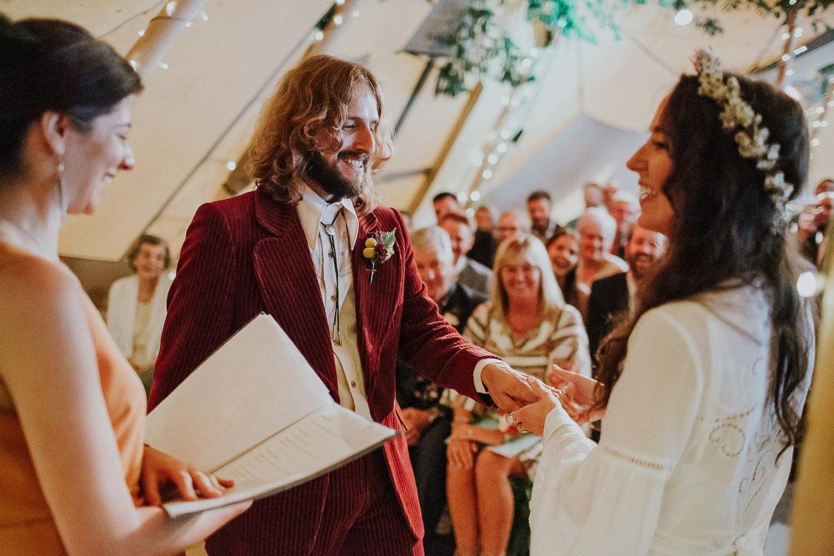 Humanist Wedding Celebrant Laura Gimson